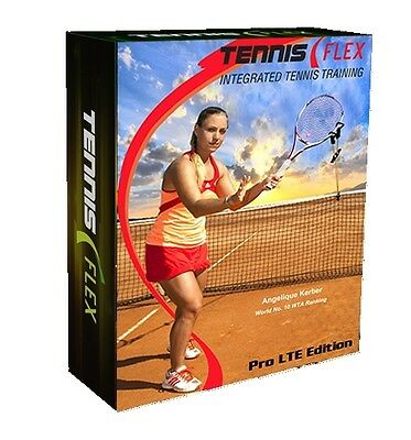 Topspin Tennis Training Aid by Angelique Kerber