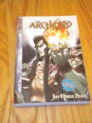 Tokyopop Archlord Volume 2