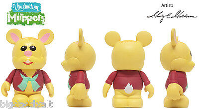 "NEW DISNEY VINYLMATION 3"" MUPPETS BEAN BUNNY FIGURE SERIES 1"