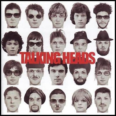 TALKING HEADS - THE BEST OF CD ~ 70's / 80's ~ JERRY HARRISON~DAVID BYRNE *NEW*