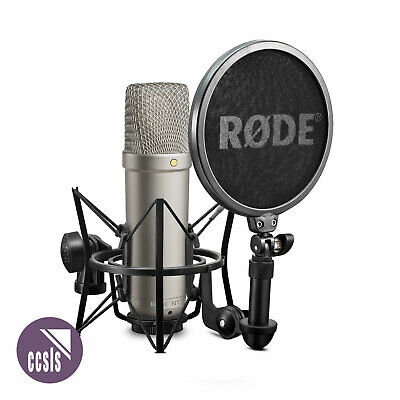 Rode Nt1-A Studio Condenser Microphone - Recording Set