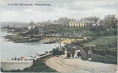 VINTAGE POSTCARD: GB : Northern Ireland - Portrush