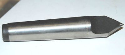 3 Morse Taper 3 Mt Half Centre For Lathe Etc From Chronos