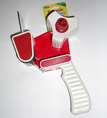 2 Inch Tape Dispenser Gun Packing Packaging With Cutter For 3 Inch Core Tapes