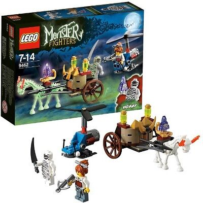 LEGO MONSTER FIGHTERS 9462 THE MUMMY *SEALED & NEW, GREAT GIFT!!