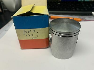 Kawasaki Kmx 125 Kmx125 Piston And Rings Kit 86-02 54Mm