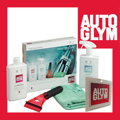 Autoglym Winter Collection Gift Pack with free Air Freshener