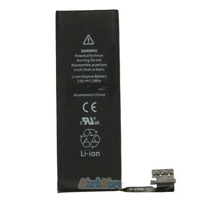 New 1440mAh Li-ion Battery Replacement With Flex Cable For iPhone 5 5G