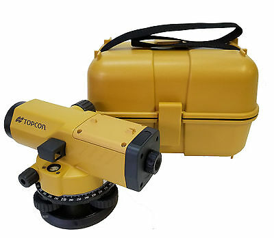 New Topcon AT-B4A 24x Automatic Level with Priority Mail