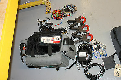 Reliable Power Meter 1500 24-000-1500 Clamp & Leads