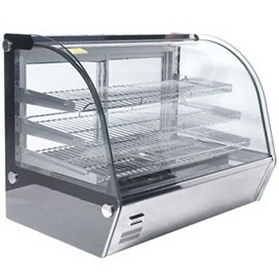 Birko Commercial 160L Hot Food Showcase 1040062 Brand New!