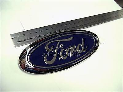 Genuine Ford Sx Sy Territory Front Oval Ford Badge 145Mm Grille