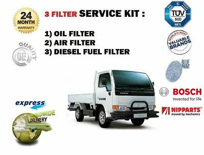 FOR NISSAN CABSTAR Truck 2.5D F23 Td25 1993-2000 Service Oil ... on