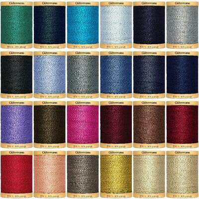 26 COLOUR Most Popular Guterman Sewing COTTON Thread 100m 250m BUY 1 2 Reels