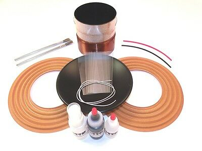 Rockford Power HX2 RFR3112 Coil Replacement Kit - Dual 2 Ohm