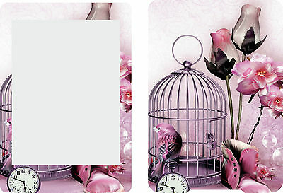 2013 Kindle Paperwhite Skin Cover Vinyl Sticker Bird Cage KP7