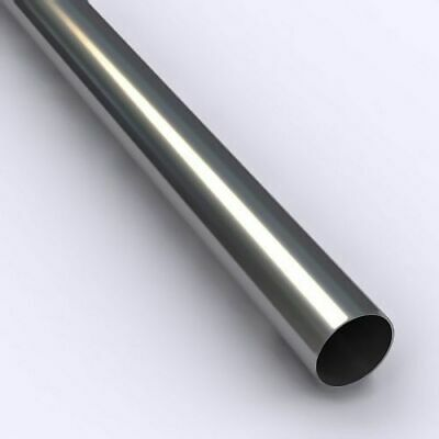 "1/4"" OD Type 316/316L Stainless Steel Straight Tube (sold by the ft)"
