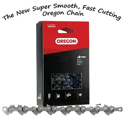 "CHAINSAW REPLACEMENT CHAIN BY OREGON 16""INCH 57 DL 91P057E 3/8"" x .050"" (1.3mm)"