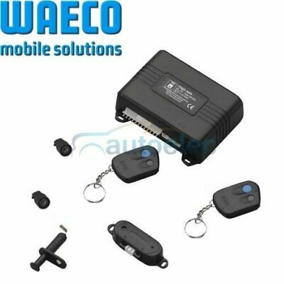 Waeco Remote Keyless Car Vehicle Alarm Security System Kit 12V 12 Volt Ms650 New