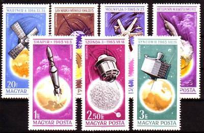 HUNGARY - 1965. AIR. Space Research - MNH