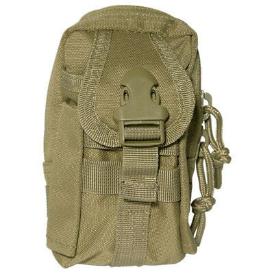Multi Purpose Commando Belt Bag Utility Waist Pouch Hiking Camping Travel Coyote