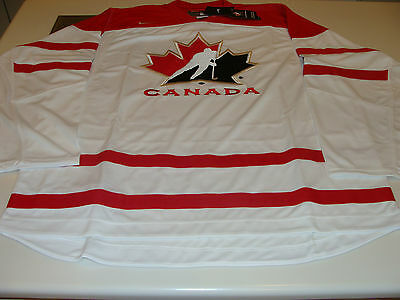 Team Canada 2013 World Juniors White Home S Hockey Jersey IIHF Russia