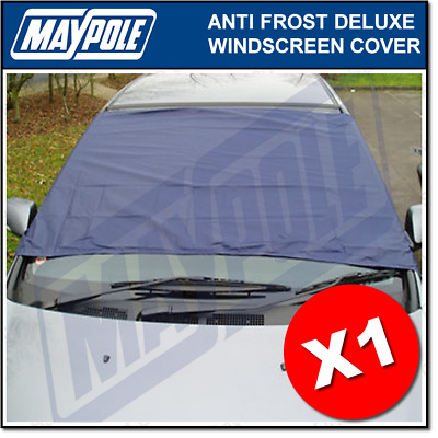 Anti Ice, Frost & Snow Winter Windscreen Cover Screen Protector / No Deicer Req.