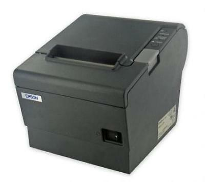 Epson TM-T88III M129C POS Thermal Receipt Printer with Power Supply,WARRANTY