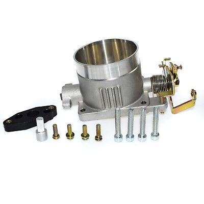 NEW FOR Ford MUSTANG 4.6L 2V 75MM THROTTLE BODY DIRECT BOLT BEST QUALITY