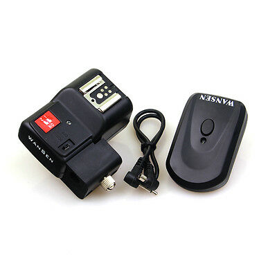 PT-04 NE 4 Channels Wireless Flash Trigger for Canon 600EX 580EXII 580EX 430EXII