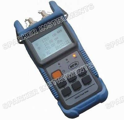 New TL503A Optical Power Meter Tester(-70~+10dBm)+ 10mw Visual Fault Locator