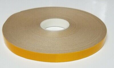 """1/4"""" x 150 ft Yellow Reflective Pinstriping Safety Tape"""