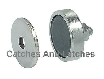 Magnetic Catch For Metal Cabinet Doors 3kg Catches 465