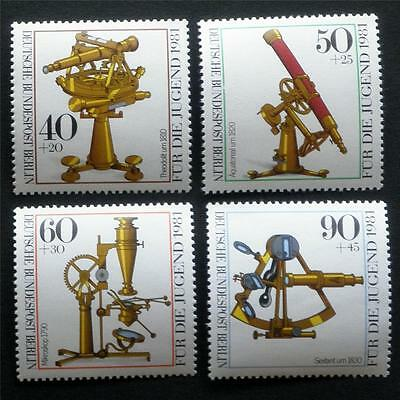 100 X  Germany-Berlin  All Different Mint Stamps Including Commemorative Issues