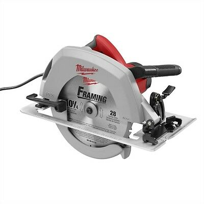 "6470-21 Milwaukee 10-1/4"" Circular Saw 15amp with Case"