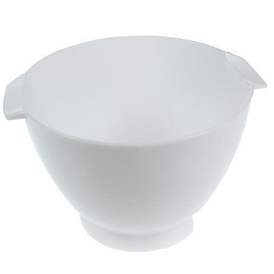 Kenwood A700 A701 A707 KM013 A901 KM CHEF models 4.6L White 2 Handle Mixing Bowl