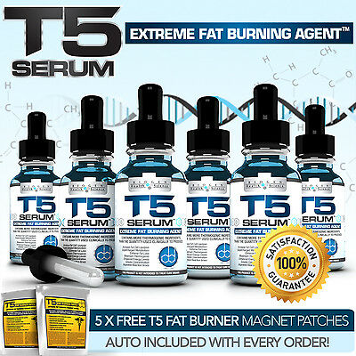 X6 Biogen T5 Fat Burners Serum Xt- Strongest Legal Slimming Pills Alternative