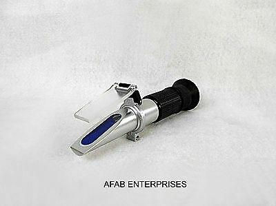 NEW!  Handheld Refractometer,Antifreeze,Battery Fluids,others - AFAB Enterprises