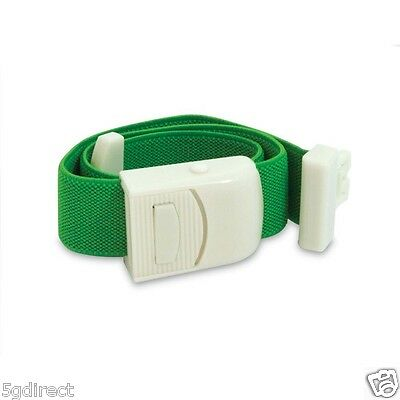 Tourniquet quick release buckle Green for First Aid, Doctor, Nurse & General use