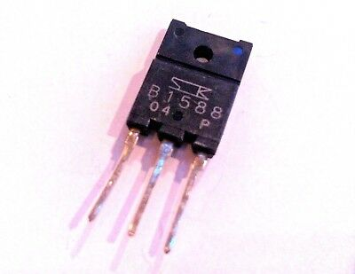 2SB1588 Original New Sanken  P-DARLINGTON + DIODE / 160 / 150V LOT OF 10