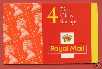 HB14b Not Valid Notice 4 x 1st Class NVI Booklet
