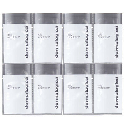 Dermalogica Daily Microfoliant 8 Samples FRESH & SAME DAY SHIPPING