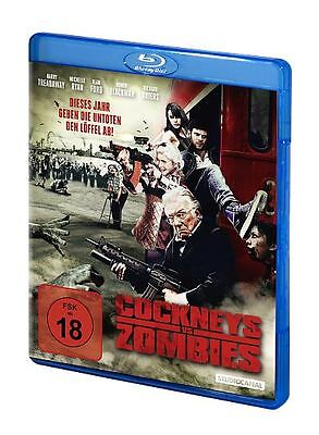 Cockneys vs. Zombies - Blu Ray  - FSK 18