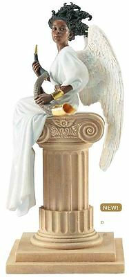 BRAND NEW ! THOMAS BLACKSHEAR PTSTA ANGEL FIGURINE FIRST ISSUE LIMITED ED !!!!!!