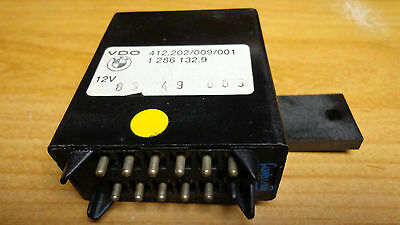 NOS VDO 1984-1985 BMW 318i Fuel Injection Idle Control Unit