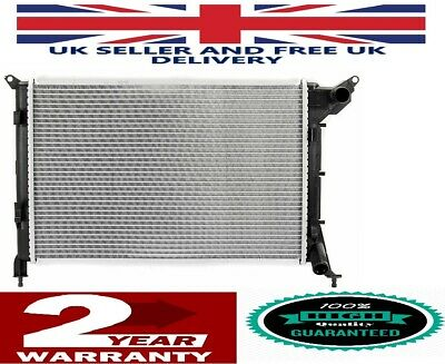 COOPER CONVERTIBLE R50//R52//R53 RADIATOR WITHOUT AIR CONDITIONING MINI ONE
