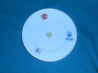 *spode Astor Bread & Butter Plate *fine Bone China *made In England *flowered
