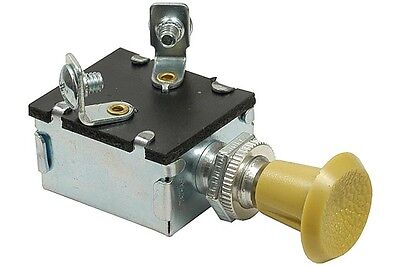 Push Pull Switch a Old School Hot Rod Custom Boat Truck 2 Pole On-Off rat road a