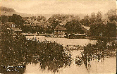 STREATLEY ( Berkshire) : The Swan Hotel
