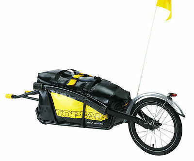 Topeak Bike Bicycle Journey Trailer With Dry Bag
